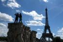 Tourisme: fréquentation record à Paris grâce aux Américains