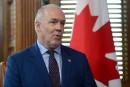 Bois d'oeuvre: le premier ministre de la Colombie-Britannique à Washington jeudi