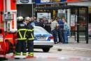 Hambourg: une attaque au couteau fait un mort et six blessés