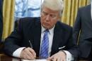 Trump signera le texte renforçant les sanctions contre la Russie