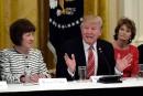 Deux sénatrices républicaines tiennent tête à Trump
