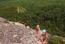 Charlevoix, entre randonnée et escalade