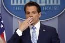 Scaramucci n'est plus directeur des communications de la Maison-Blanche