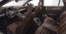 L'intérieur de la Porsche Panamera Sport Turismo... | 2 août 2017