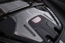 Le moteur de la Porsche Panamera Sport Turismo... | 2 août 2017