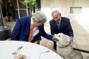 Israël: empoignade entre fils de premiers ministres pour une crotte de chien
