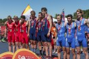 Deuxième médaille pour Pavlos Antoniades