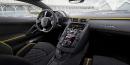 L'intérieur de la Lamborghini Aventador... | 4 août 2017