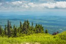 Situé dans le Parc national du Mont-Mégantic, le mont Saint-Joseph... | 4 août 2017