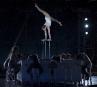 Le numéro d'équilibre d'Irina Naumenko, donnait l'impression que les figures... | 4 août 2017