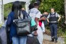 Les douaniers débordés par l'arrivée massive de migrants