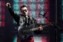 Muse à Osheaga: guitares épiques à l'honneur