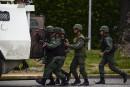 Maduro dit avoir déjoué une «attaque terroriste» contre l'armée