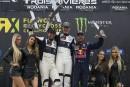 Petter Solberg, Johan Kristoffersson et Sébastien Loeb ont formé le... | 6 août 2017