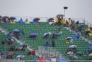 La pluie a intimidé plusieurs amateurs de course qui ont... | 6 août 2017
