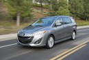 La Mazda5 n'est plus