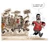 Caricature du 8 août...   7 août 2017