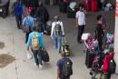 Demandeurs d'asile: d'autres centres hébergements envisagés