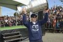 Crosby accueilli en héros à Rimouski