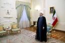 Le président iranien présente un gouvernement sans femmes