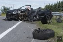 Accident à Saint-Léonard: Jérémy Cayer est la victime