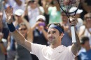 Coupe Rogers : Federer bat facilement le Canadien Polansky