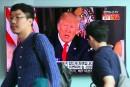 Trump est «dépourvu de raison», affirme laCorée du Nord