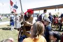 La place des Canotiers vibre au rythme de la Nouvelle-France