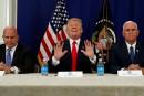 Trump remercie Poutine pour les expulsions de diplomates américains