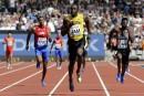 Usain Bolt transporte la Jamaïque jusqu'en finale du relais4x100m