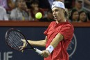 Coupe Rogers: Shapovalov s'incline face à Zverev