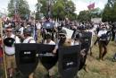 Des suprémacistes blancs manifestent à Charlottesville.... | 12 août 2017