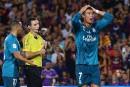 Cristiano Ronaldo suspendu cinq matchs