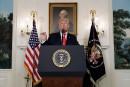 Sous pression, Trump dénonce les «violences racistes» de Charlottesville