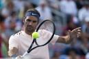 Roger Federer déclare forfait pour Cincinnati
