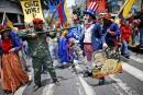 Venezuela:Maduro mobilise ses troupes