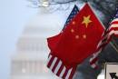 Sanctions américaines: la Chine «ne restera pas sans agir»