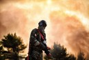 La Grèce demande de l'aide pour combattre les incendies