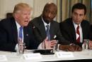 Le désamour grandit entre Trump et les chefs d'entreprises