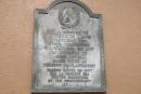 Une plaque du président sudiste Jefferson Davis retirée à Montréal