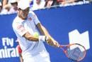 Kei Nishikori met un terme à sa saison