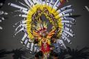 Le Jamber Fashion Carnaval, qui se tient au Java oriental, en images