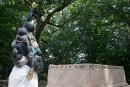 Retrait de statues: la culture américaine «mise en pièces», dit Trump