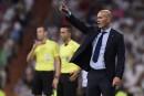 Zinédine Zidane en lice pour le titre de meilleur entraîneur