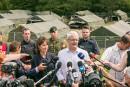 Accueil des demandeurs d'asile: nouveau centre et nouvelles mesures