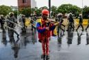 Venezuela: le jeune violoniste interdit de manifester