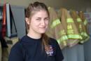 Cowansville: la première pompière du service entre en poste