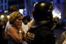 Attentats à Barcelone et Cambrils: 13 morts, 100 blessés et cinq«terroristes» tués