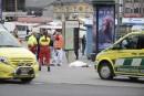 Plusieurs passants poignardés en pleine rue en Finlande