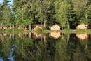 Dormir ailleurs: camping de luxe au pied des White Mountains